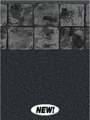 Slate Gray | Black Granite